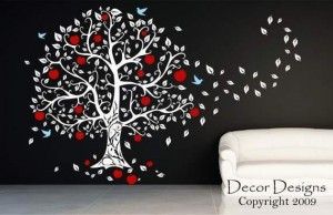 Ябълково дърво - плодовитост и брак