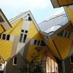 Cubic Houses ( Холандия)
