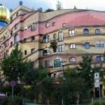 Forest Spiral - Hundertwasser Building (Германия)